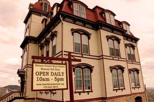 Historic Fourth Ward School Museum